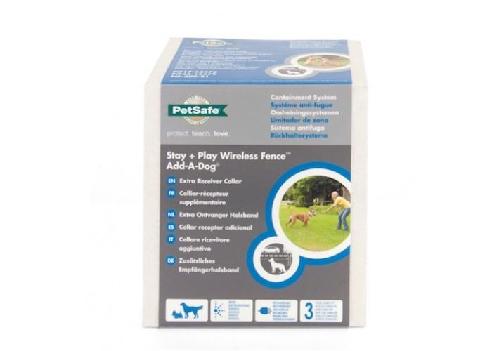 Petsafe Stay + Play Uitbreidingshalsband