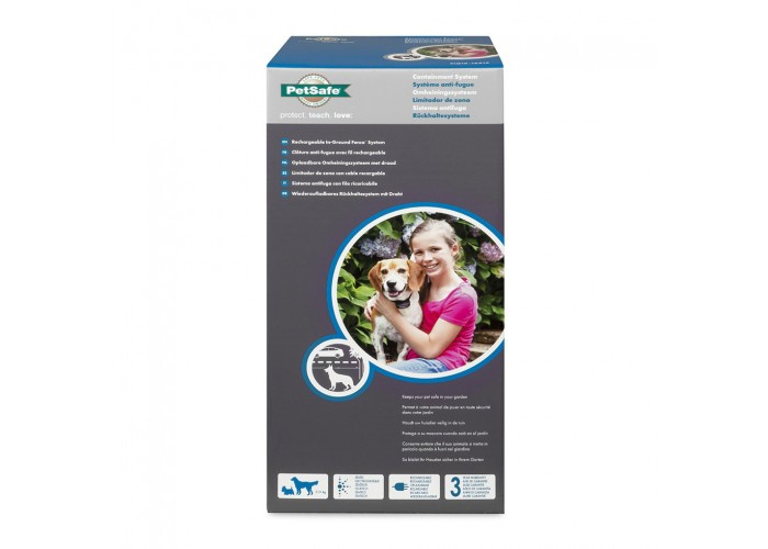Petsafe In-Ground Fence Oplaadbaar (Radio Fence)