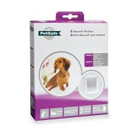Pet Door 715 wit